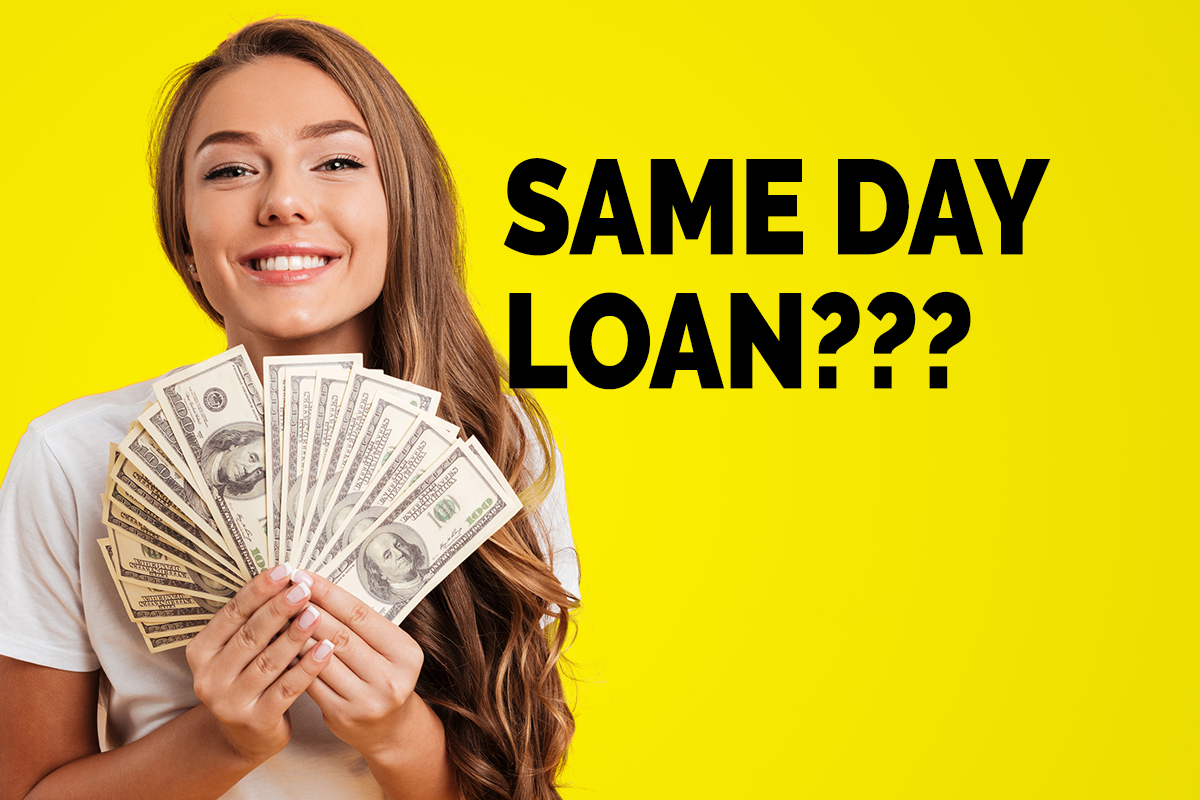 How to Get a Same Day Loan?