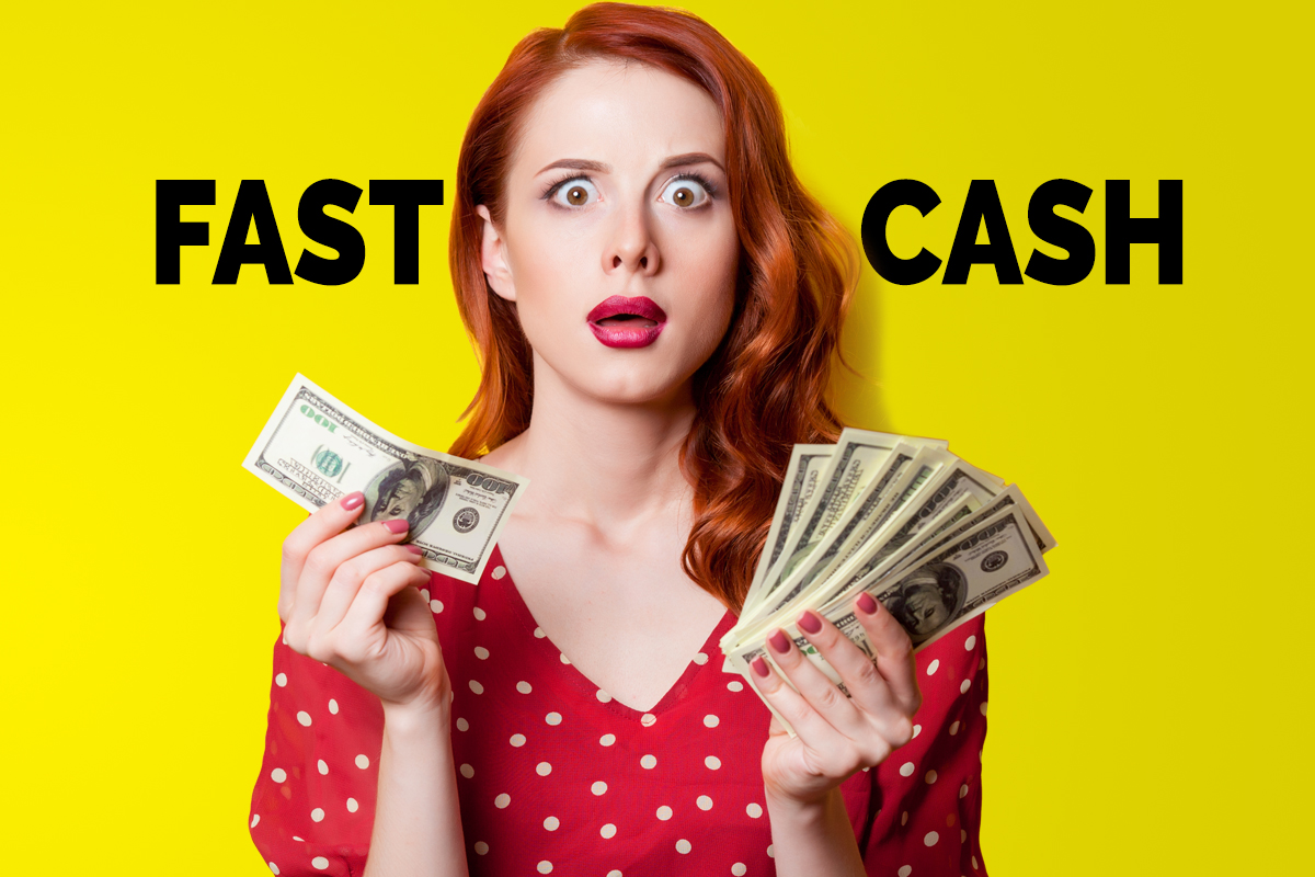 Easy, Fast Cash Loans. Get Money Today!