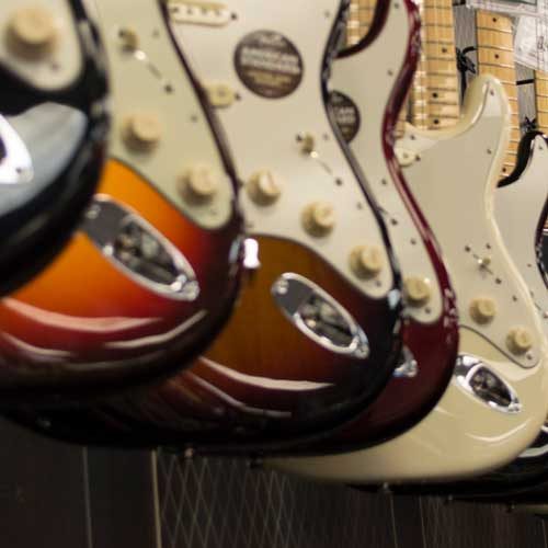 Guitars at Goodfellas Pawn Shop - Buy, Sell and Collateral Loans