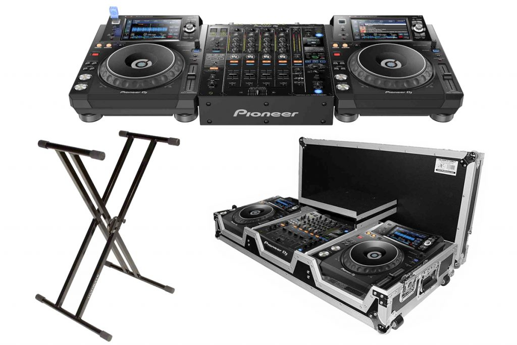DJ Equipment at Goodfellas Pawn Shop - Buy, Sell and Collateral Loans