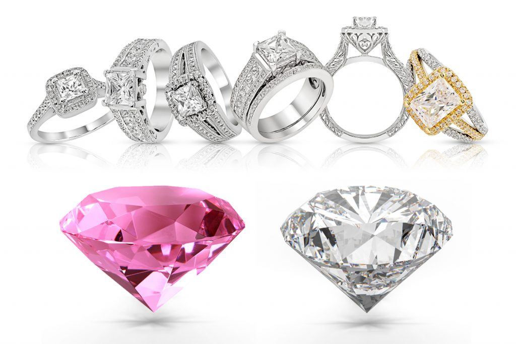 Diamonds at Goodfellas Pawn Shop - Buy, Sell and Collateral Loans