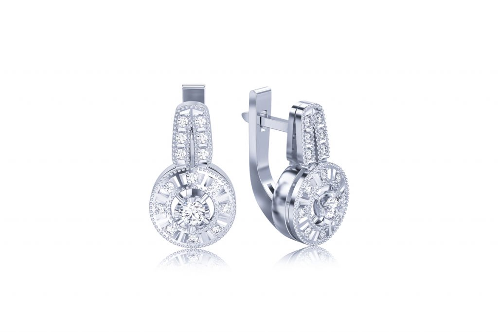 Earrings at Goodfellas Pawn Shop - Buy, Sell and Collateral Loans