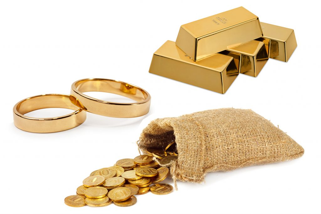 Gold at Goodfellas Pawn Shop - Buy, Sell and Collateral Loans