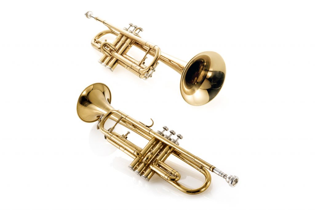 Trumpets at Goodfellas Pawn Shop - Buy, Sell and Collateral Loans
