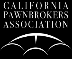 Member of the California Pawnbrokers Association
